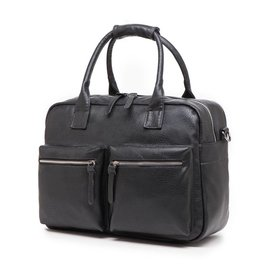 Wimona Wimona Alessia - school werk laptoptas - westernbag - zwart