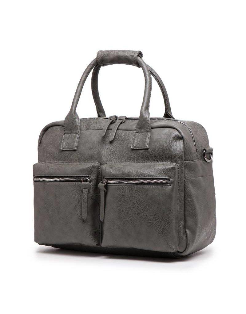 Wimona Wimona Alessia 1104 - school / werk 14 inch laptoptas - westernbag - grijs