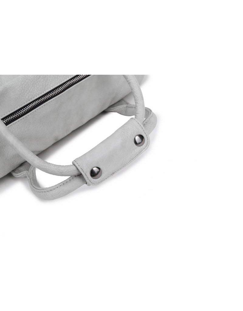 Wimona Wimona Alessia 1104 - school / werk 14 inch laptoptas - westernbag - licht grijs
