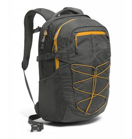 The North Face The North Face Borealis - rugzak - Asphalt Grey Citrine Yellow