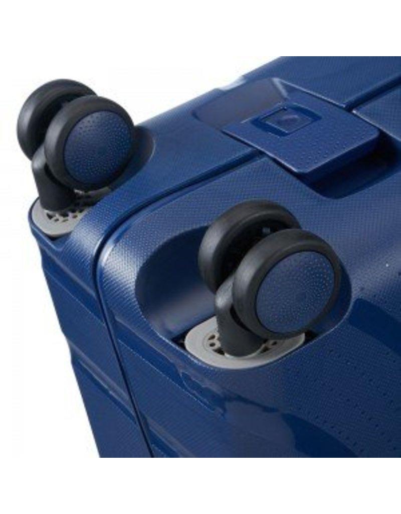 American Tourister American Tourister Lock 'n Roll Spinner 69 Nocturne Blue reiskoffer