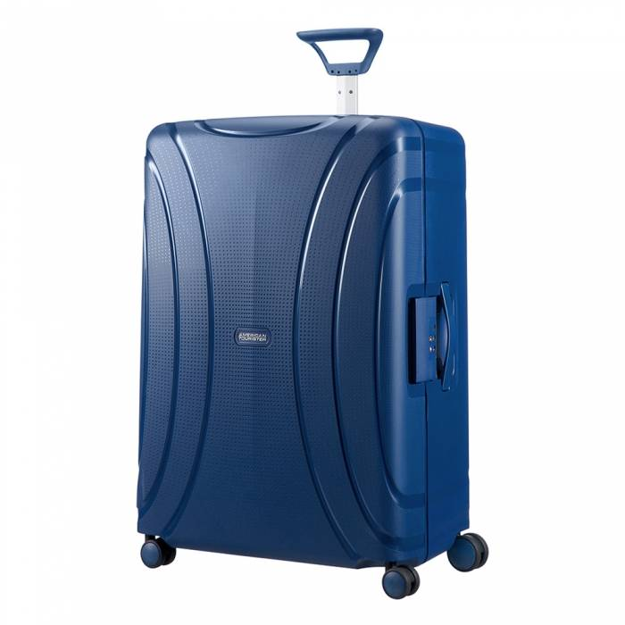 American Tourister American Tourister Lock 'n Roll Spinner 75 Nocturne Blue