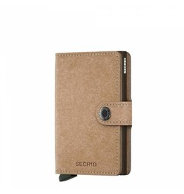 Secrid Secrid Mini Wallet Recycled Natural pasjeshouder