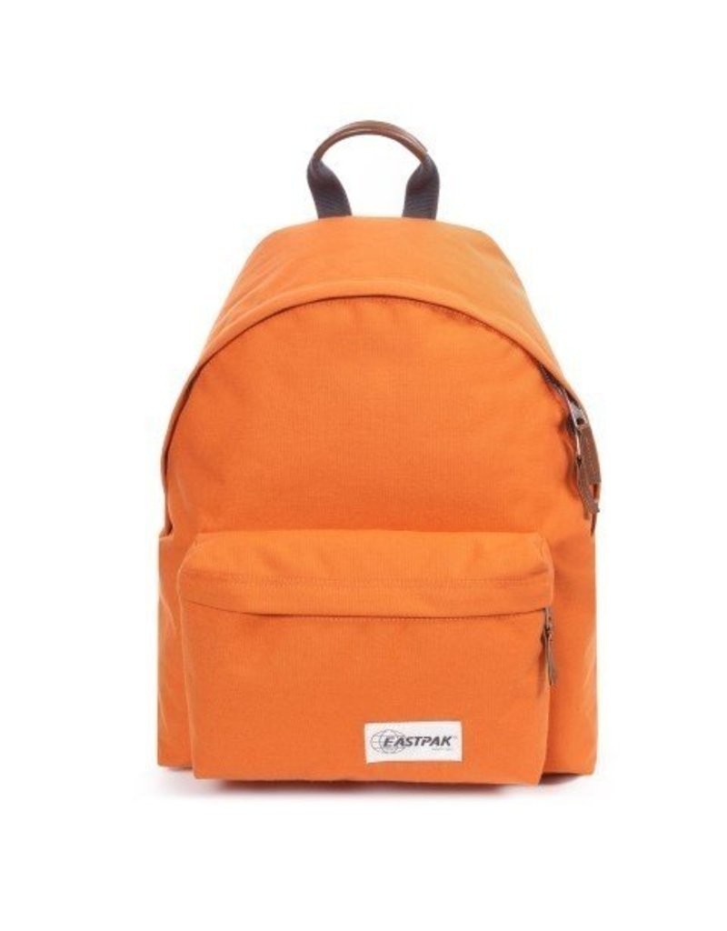 Eastpak Eastpak Padded Pak'r Lifelike Orange schooltas met tabletvak laptopvak