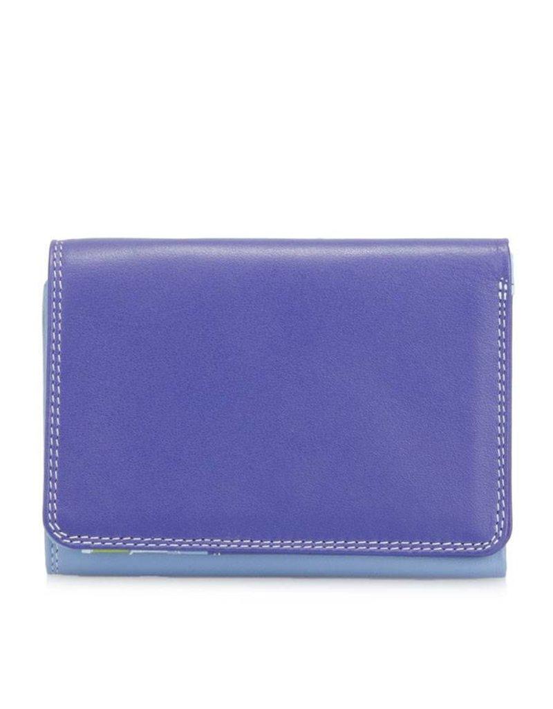 Mywalit Mywalit Medium Tri-fold - Wallet - Lavender - portemonnee