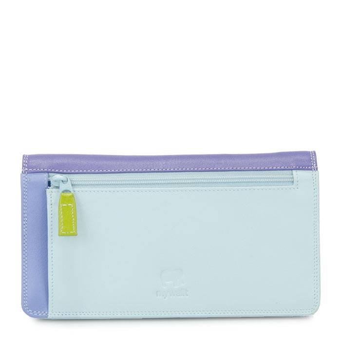 Mywalit Mywalit Medium Matinee Purse Wallet - Lavender - portemonnee - kleurtjes