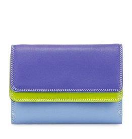 Mywalit Mywalit Double Flap Purse Wallet - damesportemonnee - Lavender