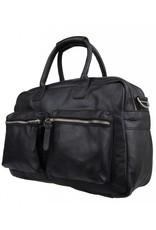 Cowboysbag Cowboysbag  - The Bag - Black - zwarte schoudertas