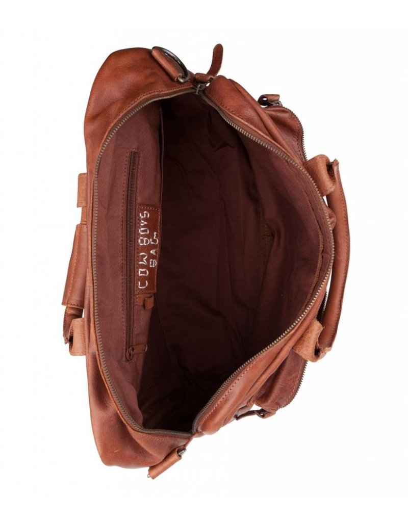 Cowboysbag Cowboysbag - The Bag - Cognac