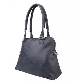 Cowboysbag Cowboysbag - Bag Carfin - Navy Blauw