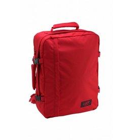 Cabinzero Cabinzero Classic 44L - handbagage rugzak - Naga Red