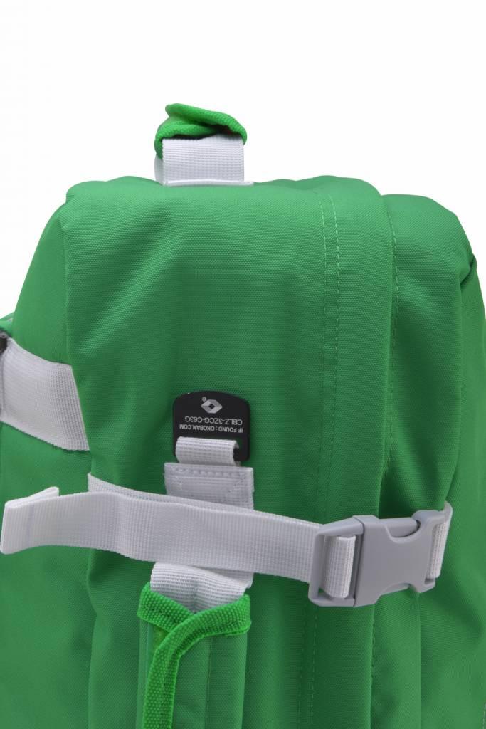 Cabinzero Cabinzero Classic 36L - handbagage rugzak - Kinsale Green
