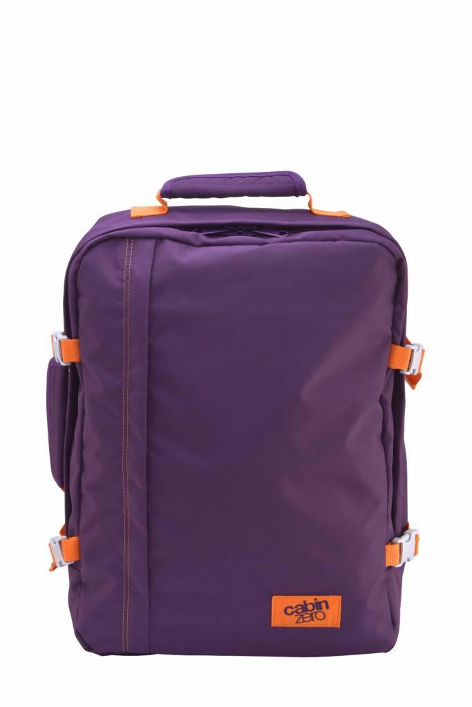 Cabinzero Cabinzero Classic 36L - handbagage rugzak - Purple Cloud