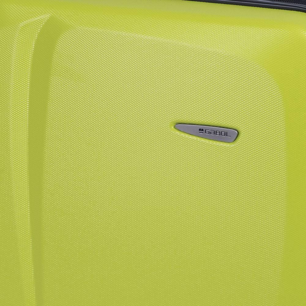Gabol Gabol Line - handbagagetrolley - reiskoffer - 55cm - Pistachio Groen