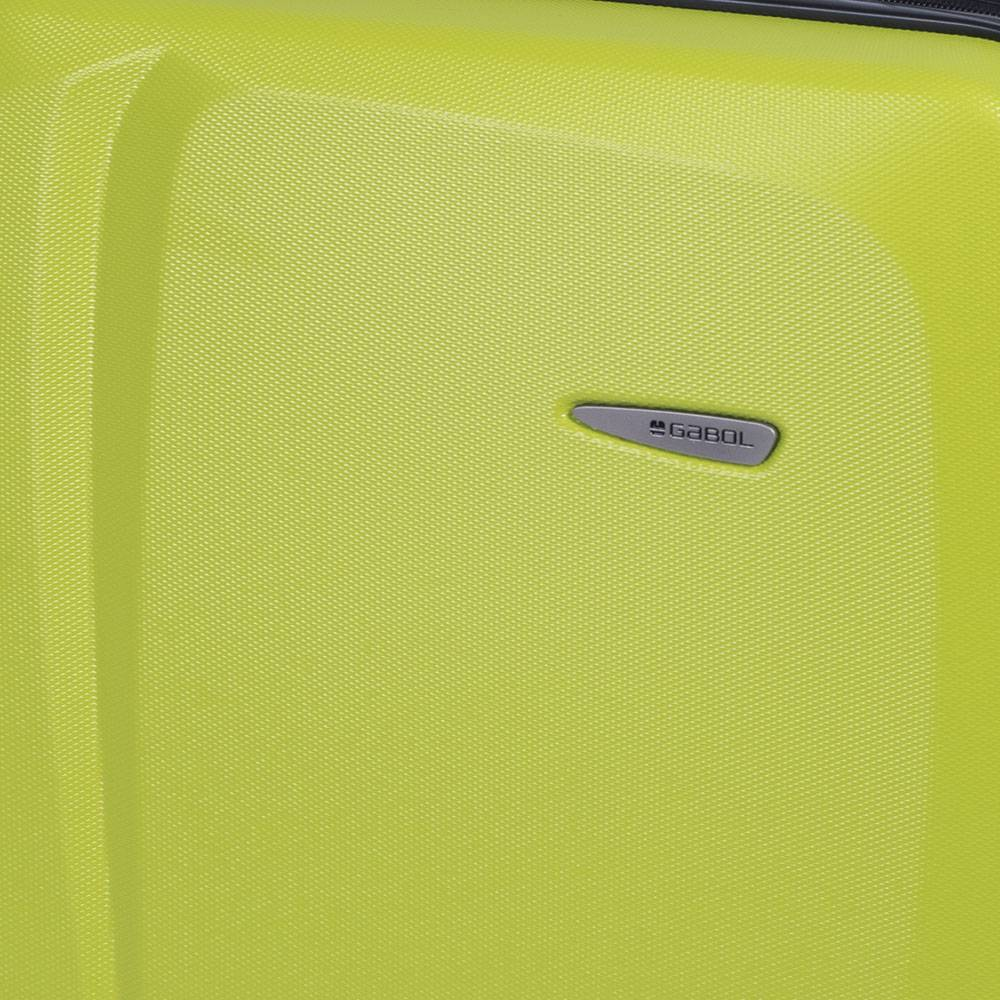 Gabol Gabol Line - Medium Trolley - reiskoffer - 68cm - Pistachio