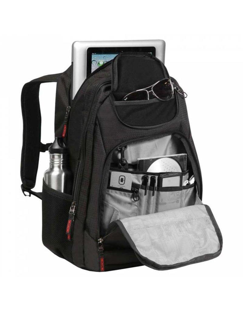 Ogio Ogio Tribune 17 laptoprugzak Snapdragon 17 inch laptop en tabletvak