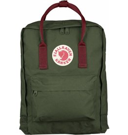Fjallraven Fjallraven Kanken rugzak Forest Green / Ox Red