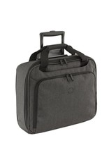 Delsey Delsey Esplanade handbagagetrolley boardcase laptoptas Black 15.6