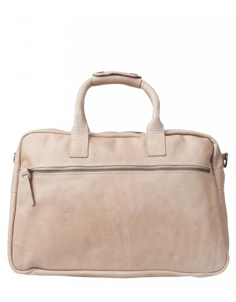 Cowboysbag Cowboysbag - The Diaperbag - leren luiertas - Sand