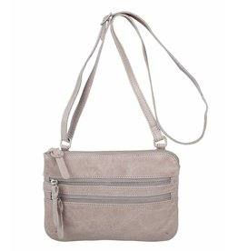 Cowboysbag Cowboysbag - Bag Tiverton - Clutch - Elephant Grey