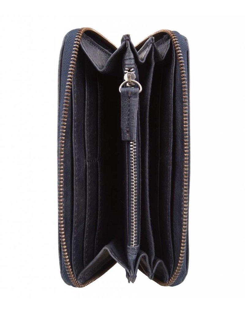 Cowboysbag Cowboysbag - The Purse - Blue - damesportemonnee