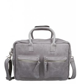 Cowboysbag Cowboysbag - The College Bag - 15.6 inch laptoptas - grey