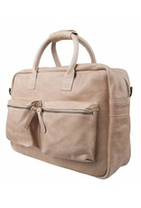 Cowboysbag Cowboysbag - The College Bag - Sand - 15.6 inch laptoptas
