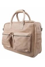 Cowboysbag Cowboysbag - The College Bag - Sand - 15.6 inch laptoptas