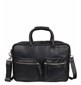 Cowboysbag Cowboysbag - The College Bag - 15.6 inch laptoptas - Black