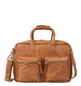 Cowboysbag Cowboysbag - The College Bag - 15.6 inch laptoptas - Tobacco
