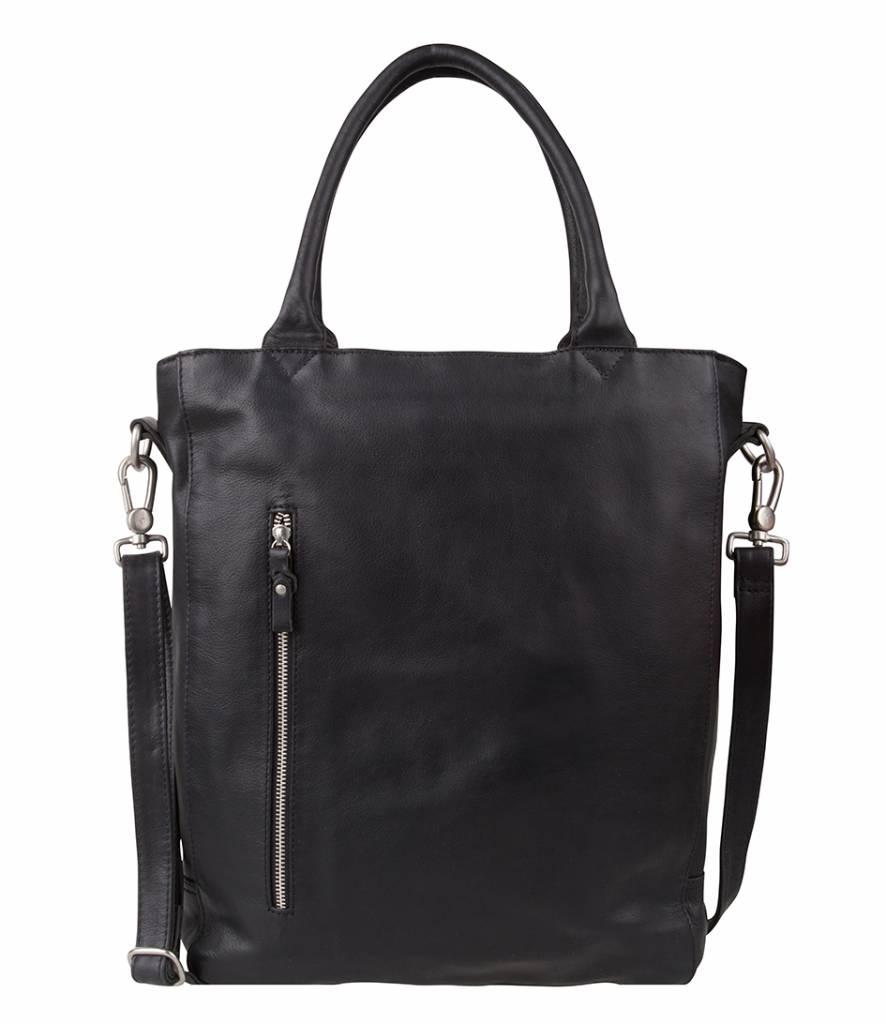 Cowboysbag Cowboysbag - Bag Luton Big - 15.6 inch laptoptas - Black