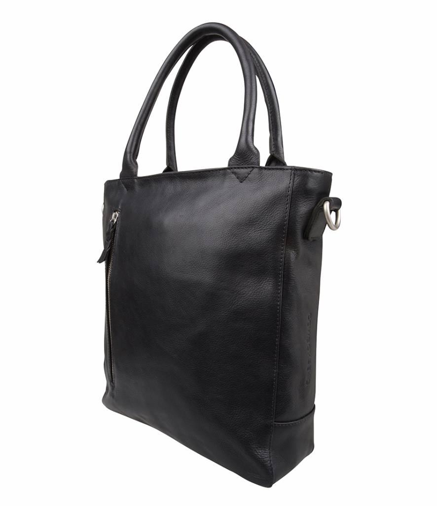 Cowboysbag Cowboysbag - Bag Luton Medium - 13 inch laptoptas - Black