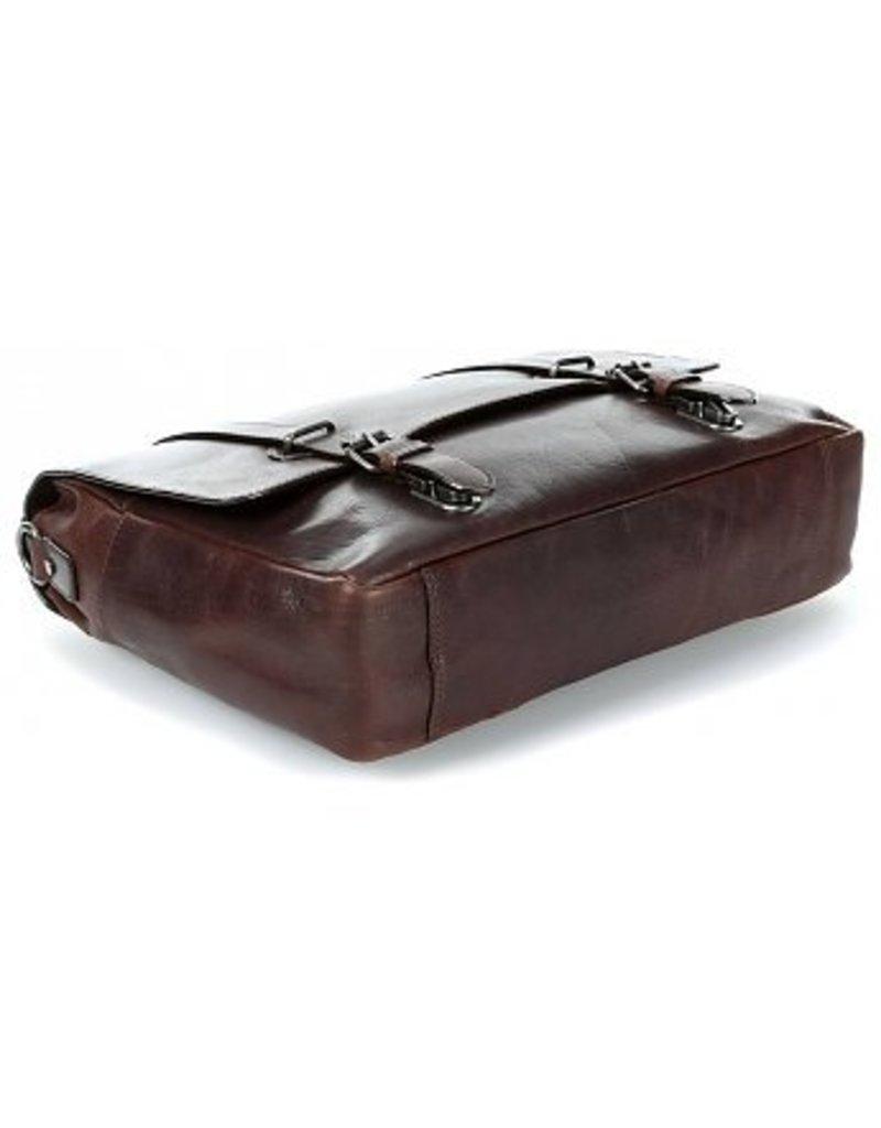 """Leonhard Heyden Leonhard Heyden Roma - Briefcase 5372 - 13.3"""" aktetas - Zwart"""