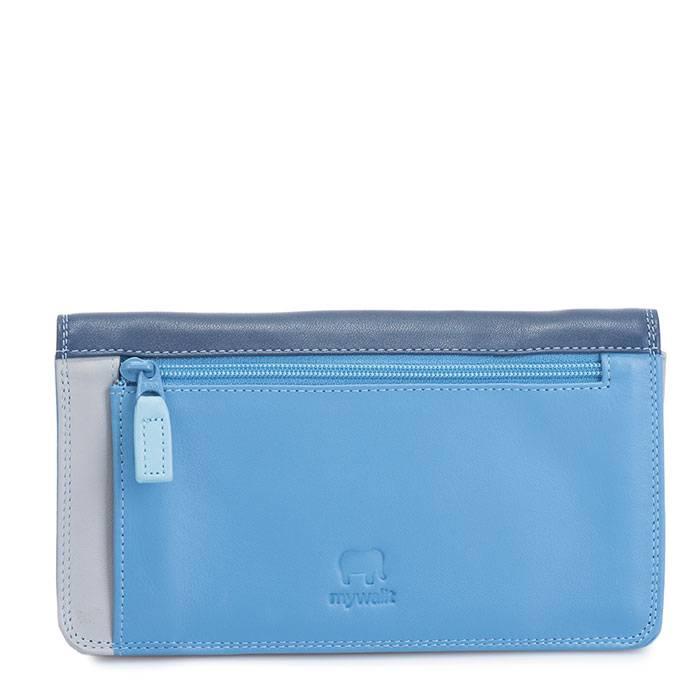 Mywalit Mywalit Medium Matinee Purse Wallet - Royal - portemonnee