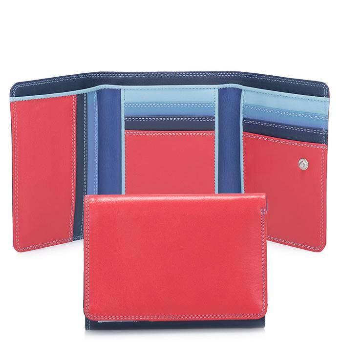 Mywalit Mywalit Medium Tri-fold - Wallet - Royal - portemonnee