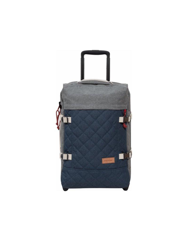 Eastpak Eastpak Tranverz S - handbagagetrolley - Quilt Grey