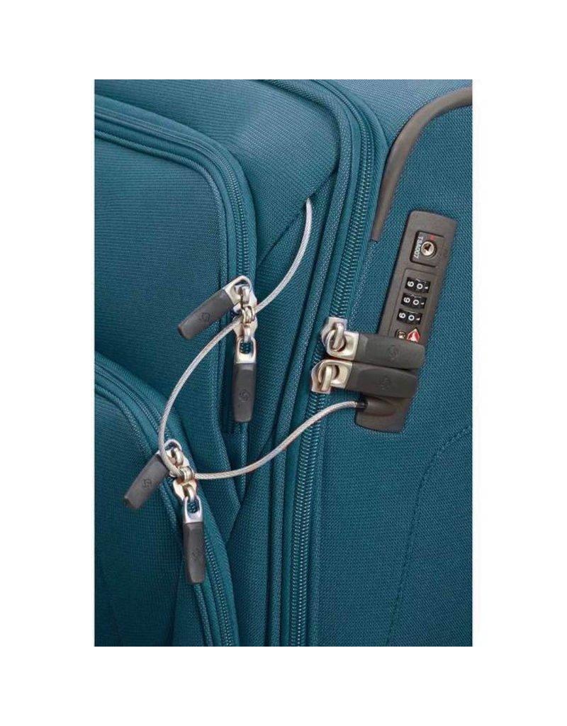 Samsonite Samsonite Spark SNG Upright 55/20 exp petrol blue handbagage koffer