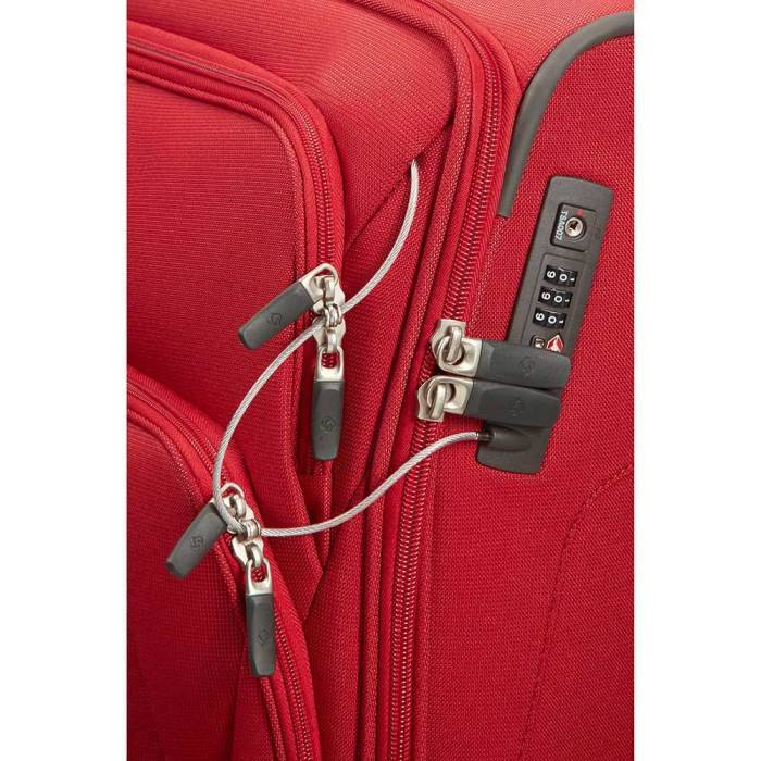 Samsonite Samsonite Spark SNG Upright 55/20 exp rood handbagage koffer