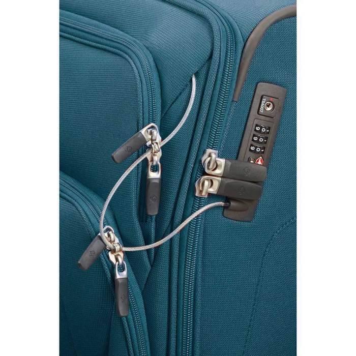 Samsonite Samsonite Spark SNG Spinner 55 petrol blue handbagage koffer