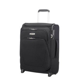 Samsonite Samsonite Spark SNG Upright 55 exp Toppocket zwart
