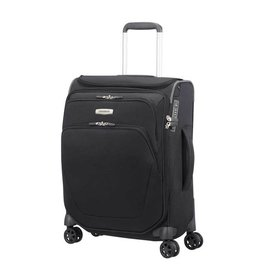 Samsonite Samsonite Spark SNG Spinner 55 Toppocket zwart