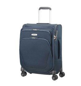 Samsonite Samsonite Spark SNG Spinner 55 Toppocket blauw