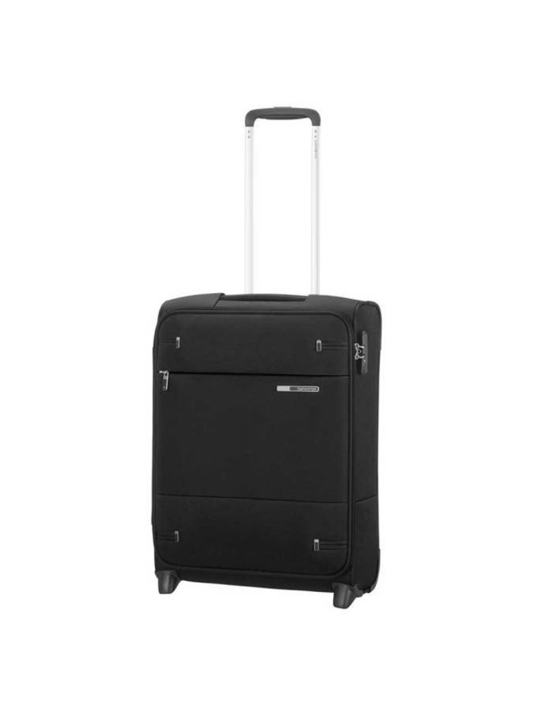 Samsonite Samsonite Base Boost Upright Black 55x40x20 cm handbagage koffer