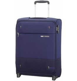 Samsonite Samsonite Base Hits Upright 55 Blue handbagage koffer