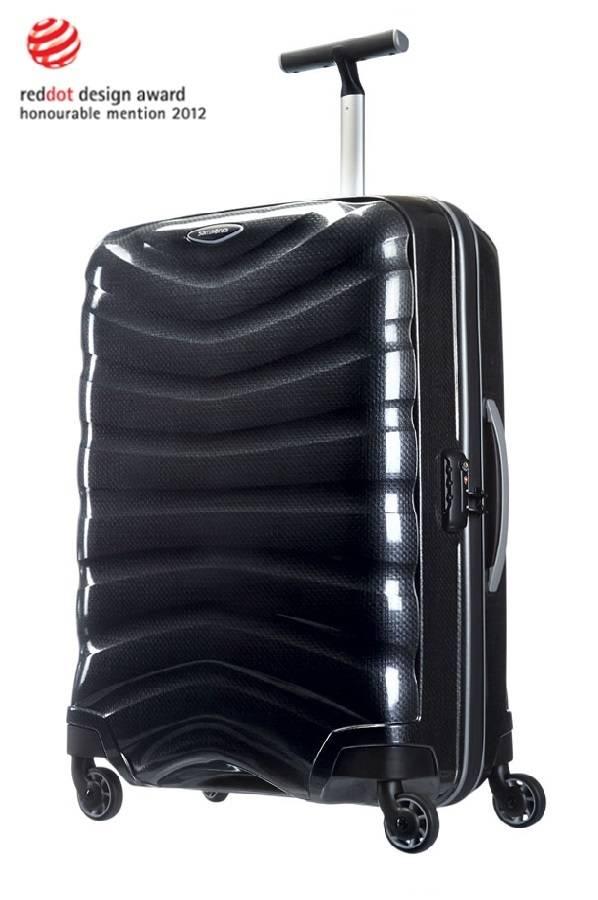 Samsonite Samsonite Firelite Spinner 69 Charcoal  Curv lichtgewicht reiskoffer