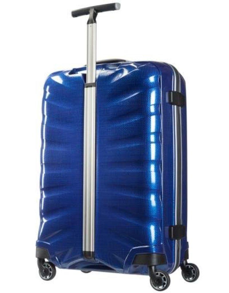 Samsonite Samsonite Firelite Spinner 81 Deep Blue Curv lichtgewicht reiskoffer