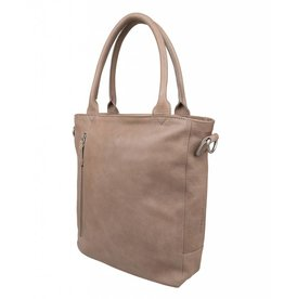 Cowboysbag Cowboysbag - Bag Luton Medium - 13 inch laptoptas - Elephant Grey