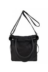 Cowboysbag Cowboysbag - Bag Dover - Black - zacht leren shopper