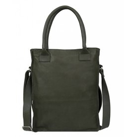 Cowboysbag Cowboysbag - Bag Dover - Army Groen