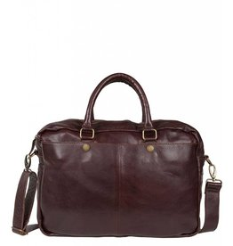 Cowboysbag Cowboysbag - Bag Washington - 15.6 inch laptopbag - Brown